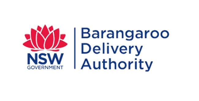 Bangaroo Delivery Authority white border