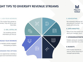 'Navel Gazing' strategy for revenue generation