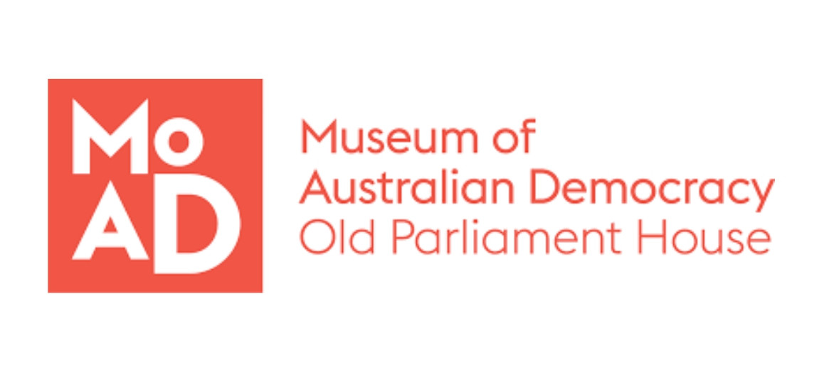 Museum of Australian Democracy with whit