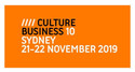 Culture Business Sydney with white borde
