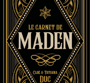 Le carnet de Maden, voyage steampunk #lecarnetdemaden #hlab #NetGalleyFrance