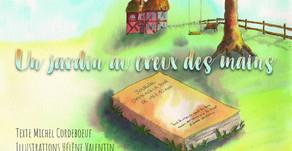 Un jardin au creux des mains : Une enfance au pays des Merveilles #editionsnouvellebibliotheque