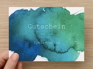 Gutschein Timia-Verlag / Bon d'achat Timia-Verlag