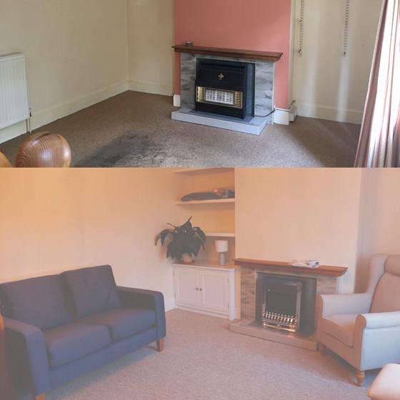 Flat renovation