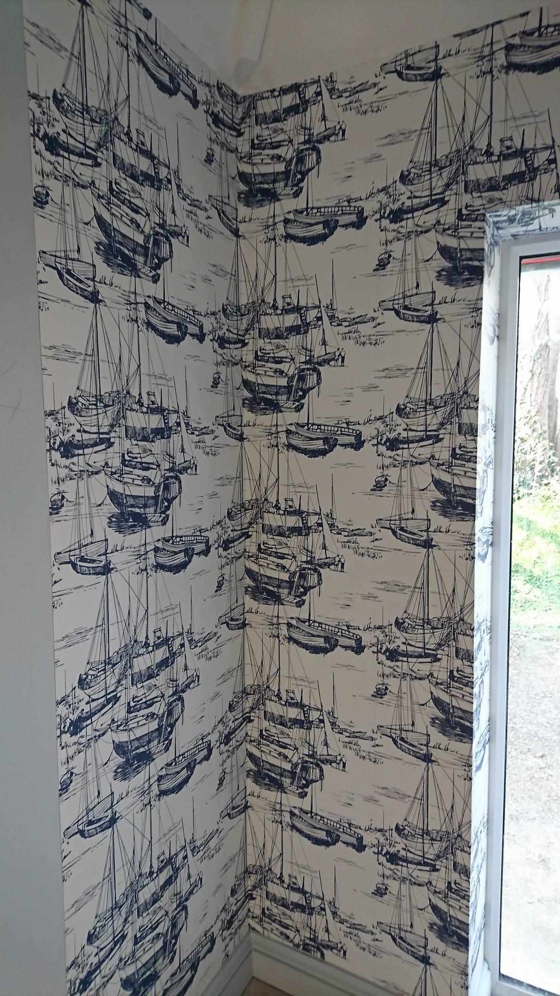 Ships Wallpaper