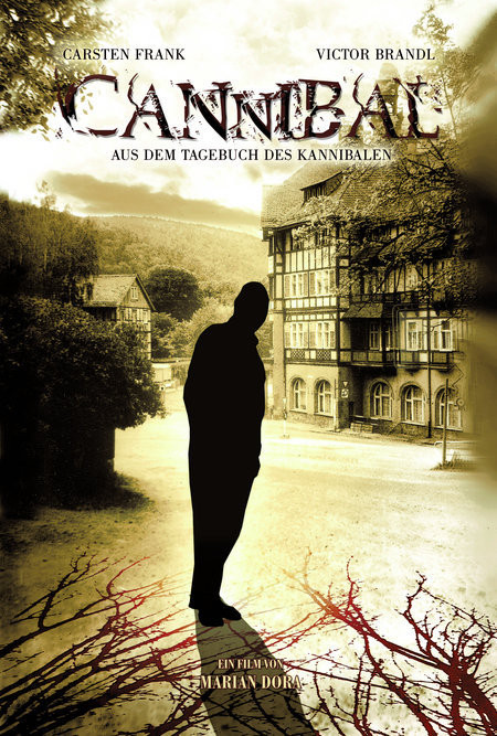 DVD Cover for Marian Dora's Cannibal (2006). Courtesy: Wikipedia