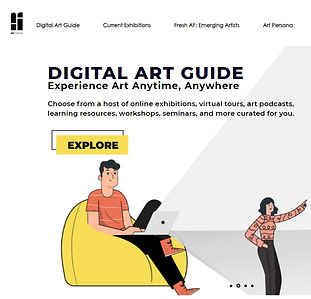 """Discovery platform for visual arts, Art Fervour is a good example in this regard. """"Their thoroughly researched, diverse cultural content and disarming tone makes them the perfect platform to whet one's appetite for art,"""" Nupur says."""