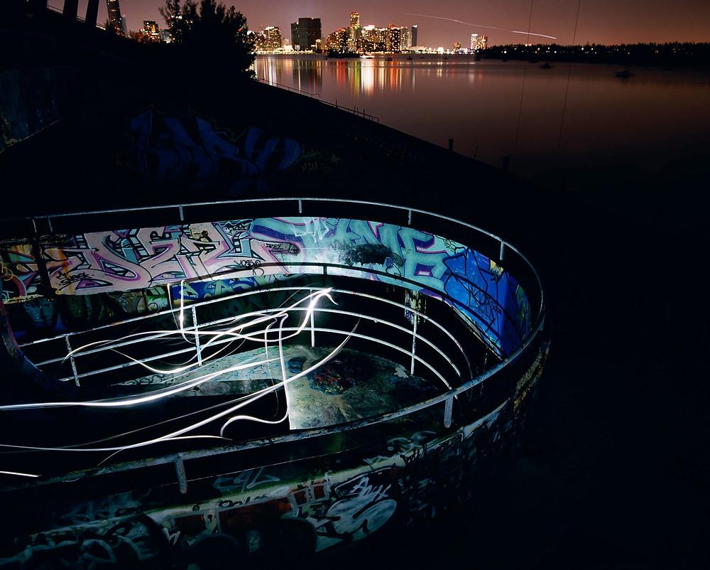 Lia Halloran, Turnaround, Dark Skate | Miami (2008). Courtesy: Lia Halloran