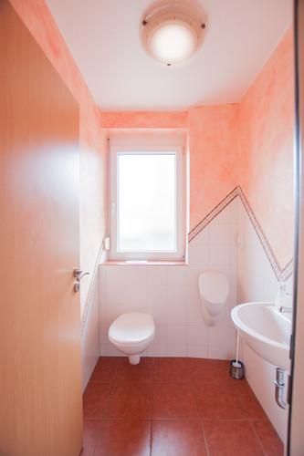 Obergeschoss - Gäste WC