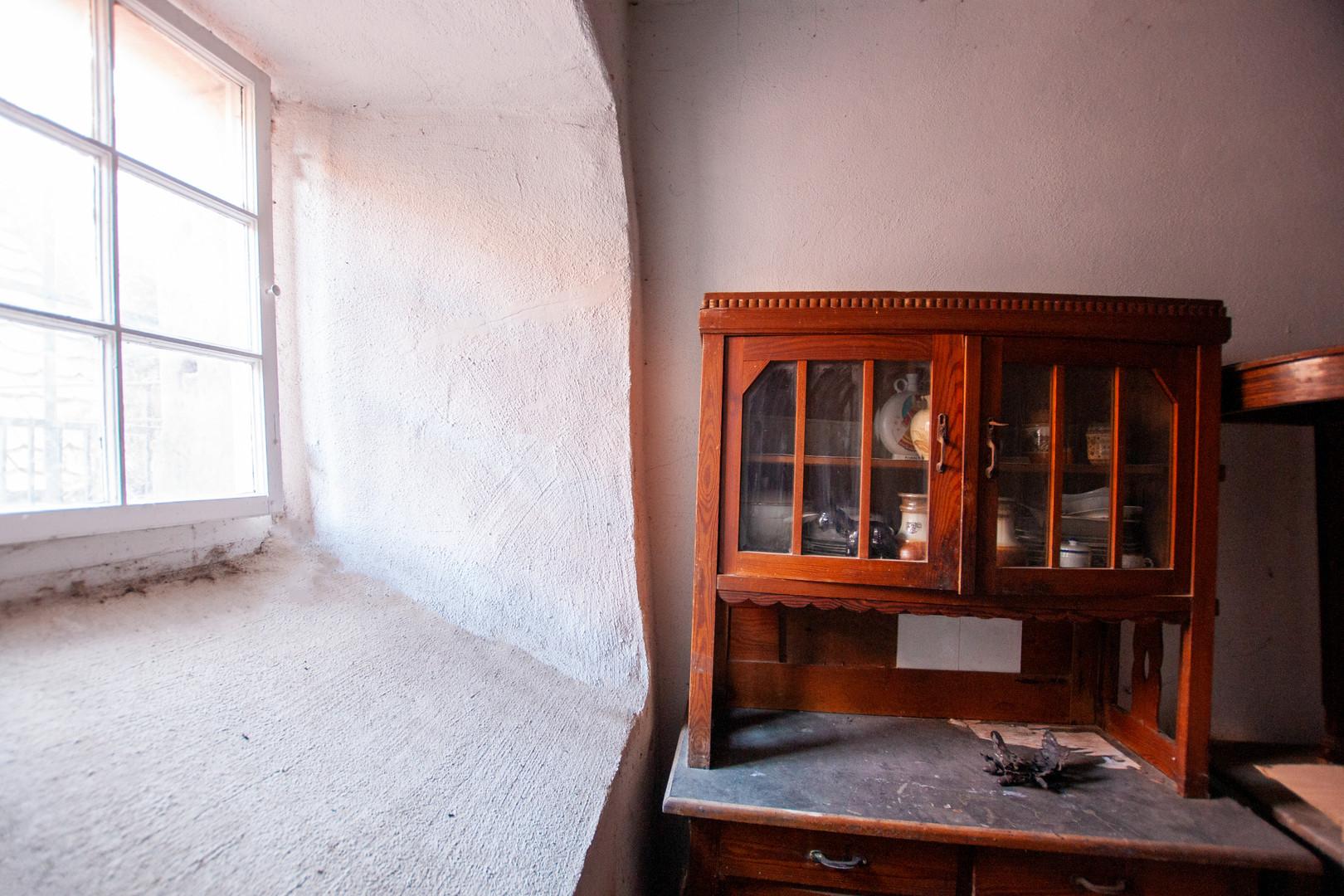 Mauerwerk aus dem 15. Jhdt.