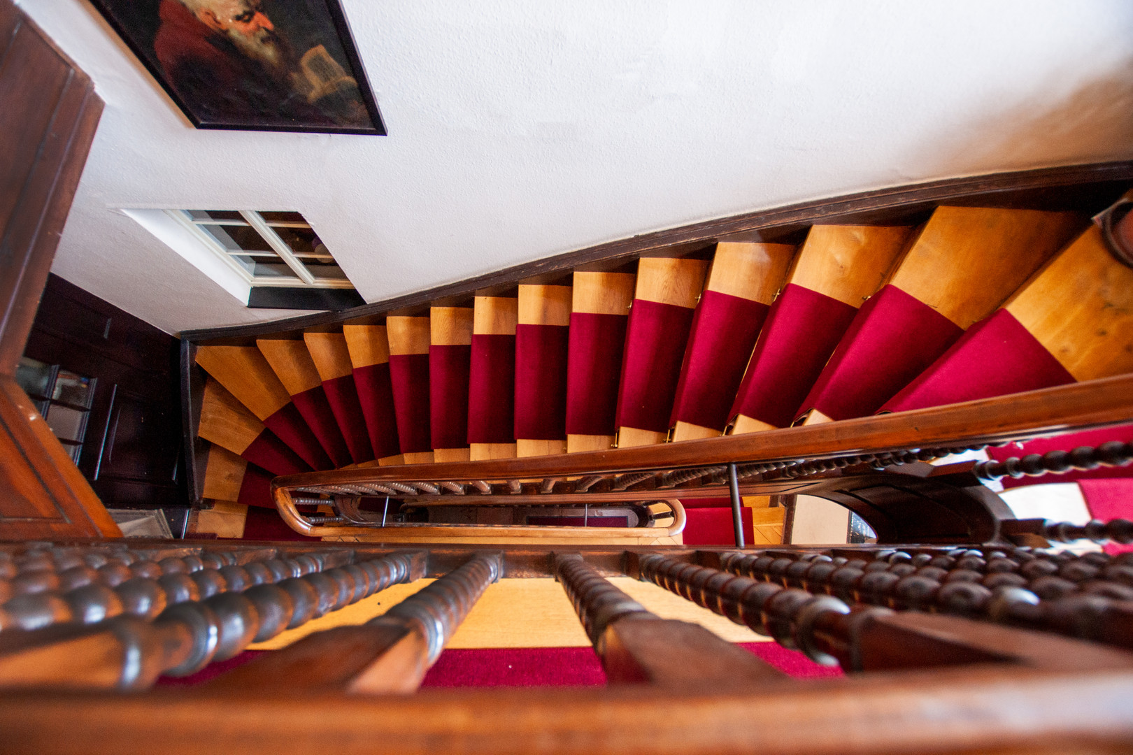 Treppenhaus im Renaissance Stil
