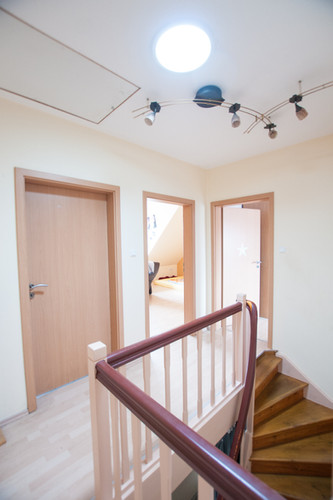 Dachgeschoss - Treppenaufgang