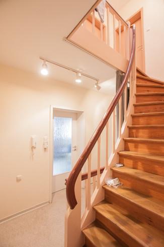 Obergeschoss - Treppenaufgang