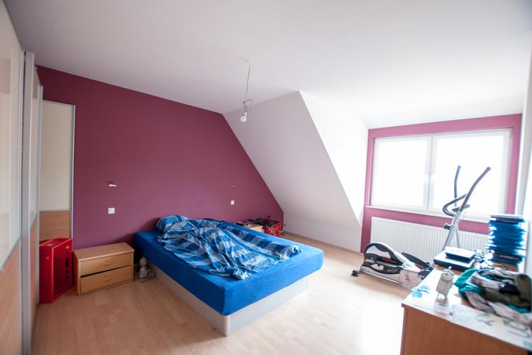 Dachgeschoss - Schlafzimmer