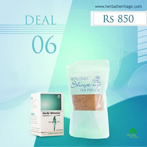 Deal 6 ( For weightloss )