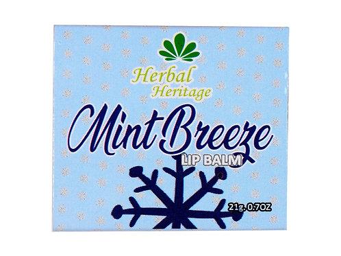 Mint Breeze Lip Balm
