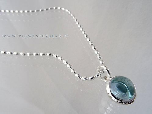 Topaz jewellery in sterling silver