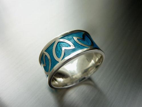 """""""Swan"""" ring"""