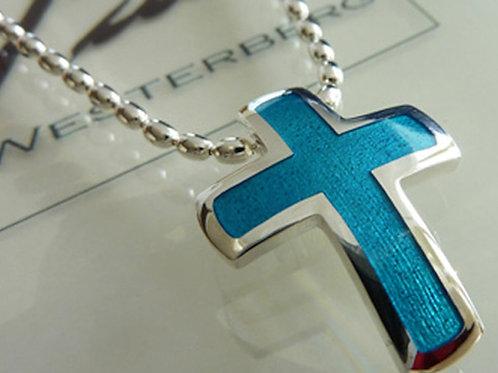 Enamel cross