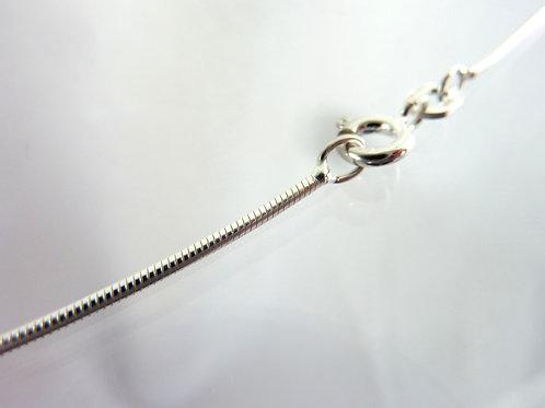 Snake chain 1.1 mm
