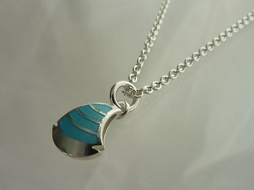 Sailingboat necklace