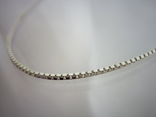 silver kedjor