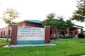 City of Orange, Government Building Construction