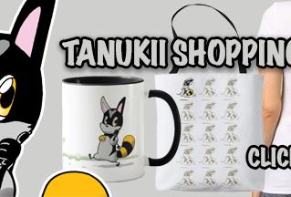 TANUKII SHOP!