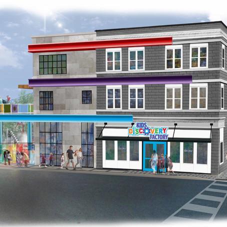 KDF Unveils New Building Design