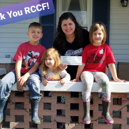 Kids Discovery Factory Receives RCCF Grant