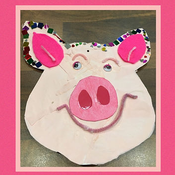 chines new year craft pack 2019 year of the pig