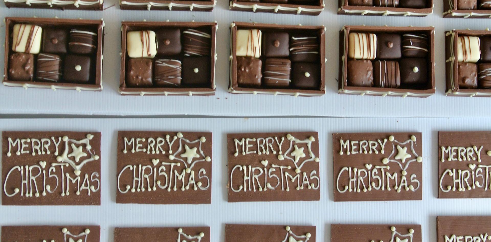 chocolate boxe