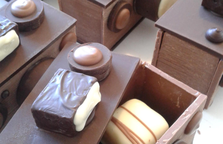 chocolate cameras