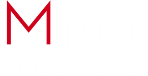 M Thai Street Food Logo