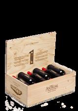 UNO Cabernet Sauvignon caja de madera