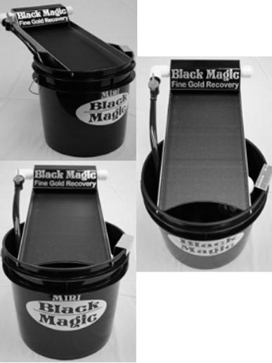 MBMG, Mini Bucket Magic