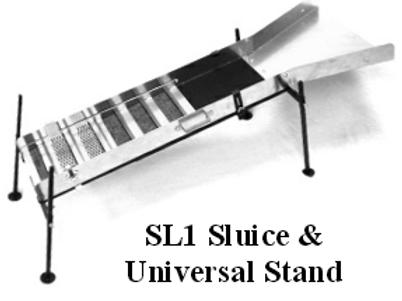 KTL1, SL1 Sluice