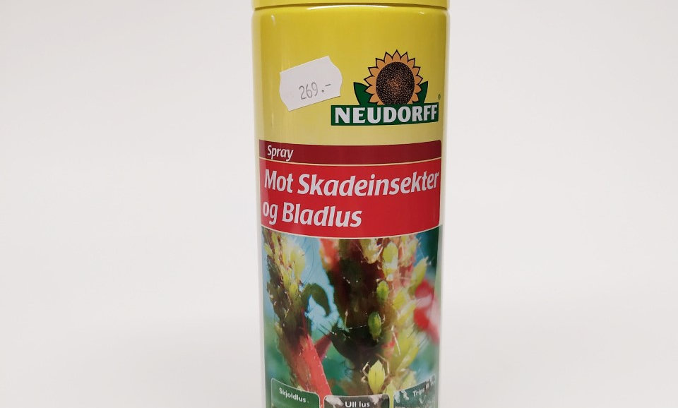 Neudorff 'Spray mot skadeinsekter'