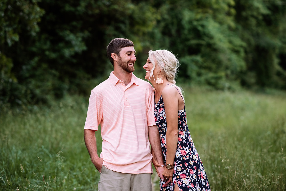 Bristol Virginia Engagement Photography