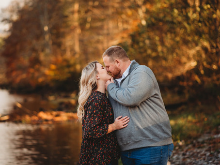 South Holston Dam Engagement | Matt + Kelsee
