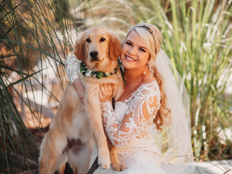 Waterstone Venue Bridal Portraits | Sarah Jessee + River