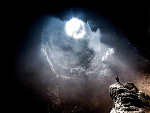 Sair da caverna para ampliar perspectivas
