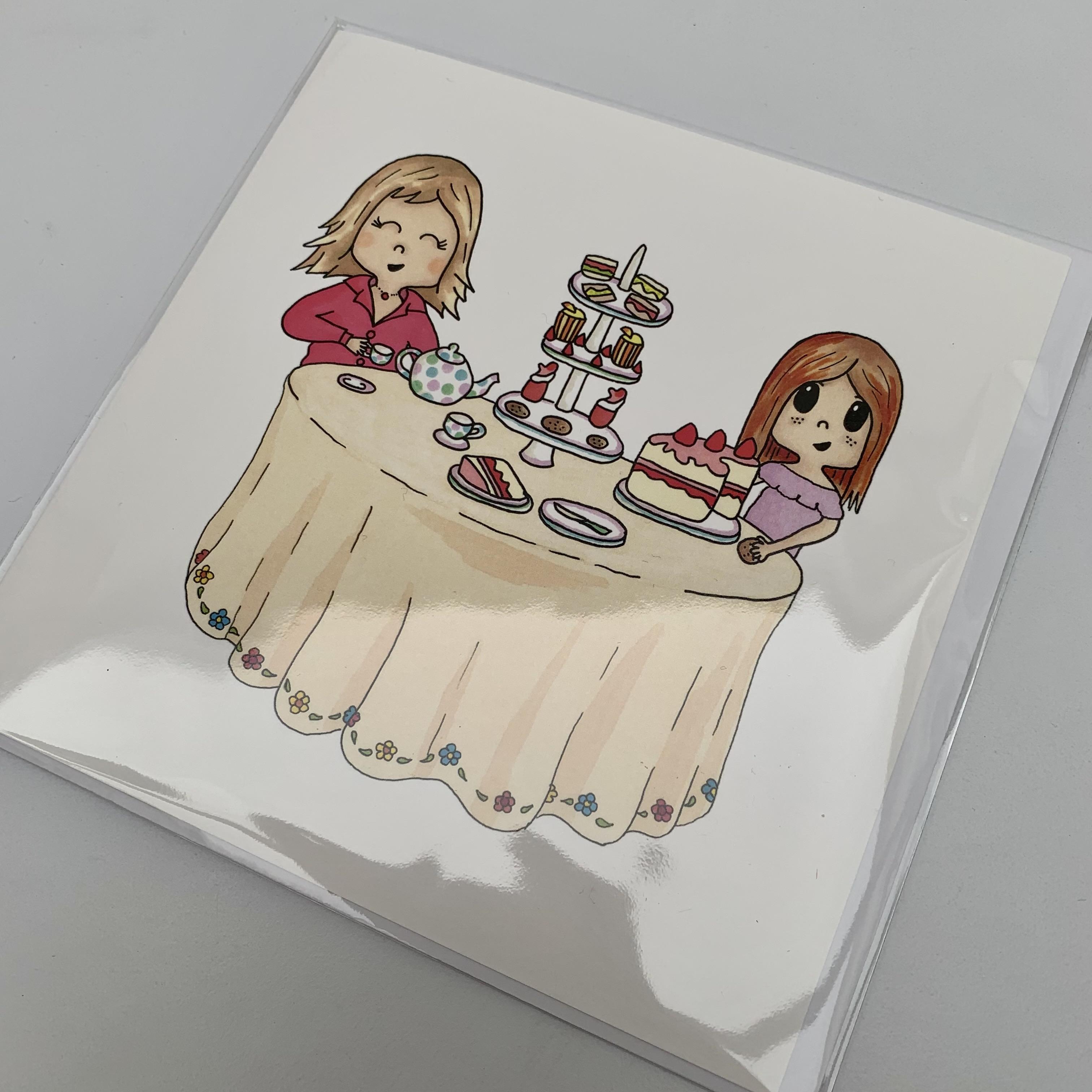 Packaged High Tea