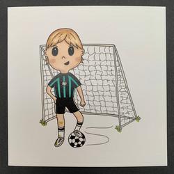 Footballer Flat
