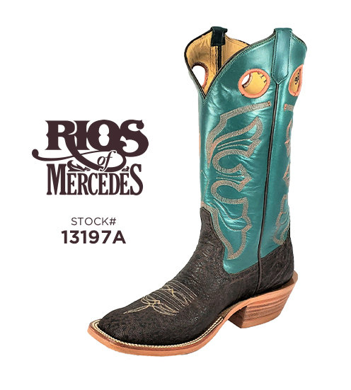 Rios of Mercedes 13 inch / Stock #13197A