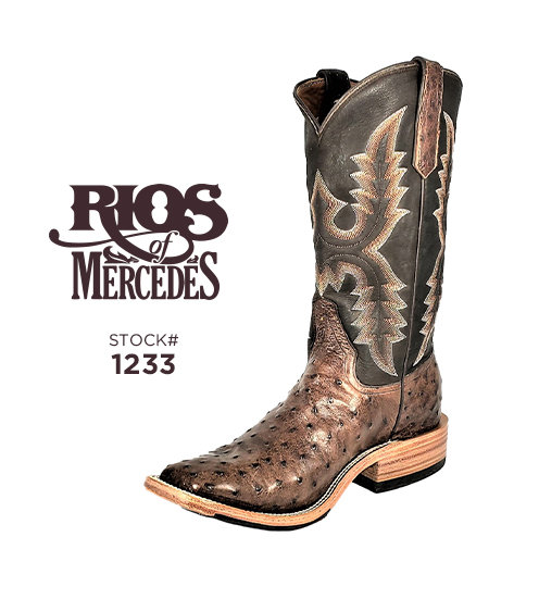 Rios of Mercedes 12 inch / Stock #1233