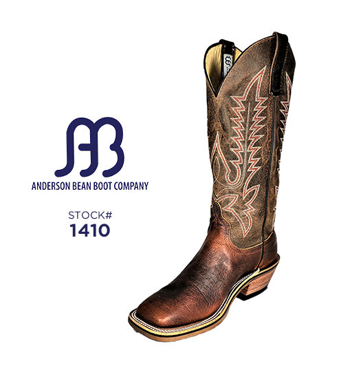 Anderson Bean 14 inch / Stock #1410