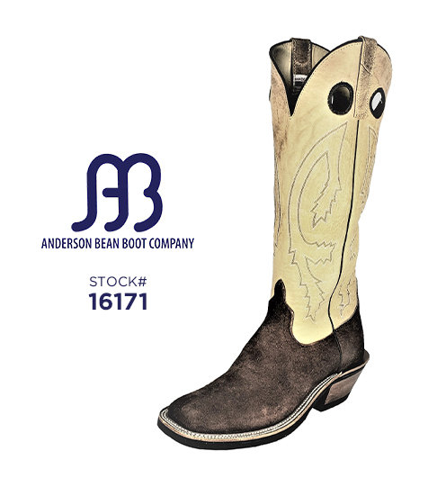 Anderson Bean 16 inch / Stock #16171
