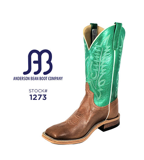 Anderson Bean 12 inch / Stock #1273