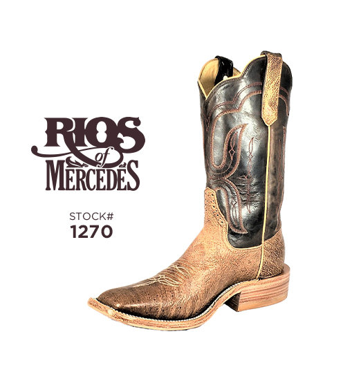 Rios of Mercedes 12 inch / Stock # 1270